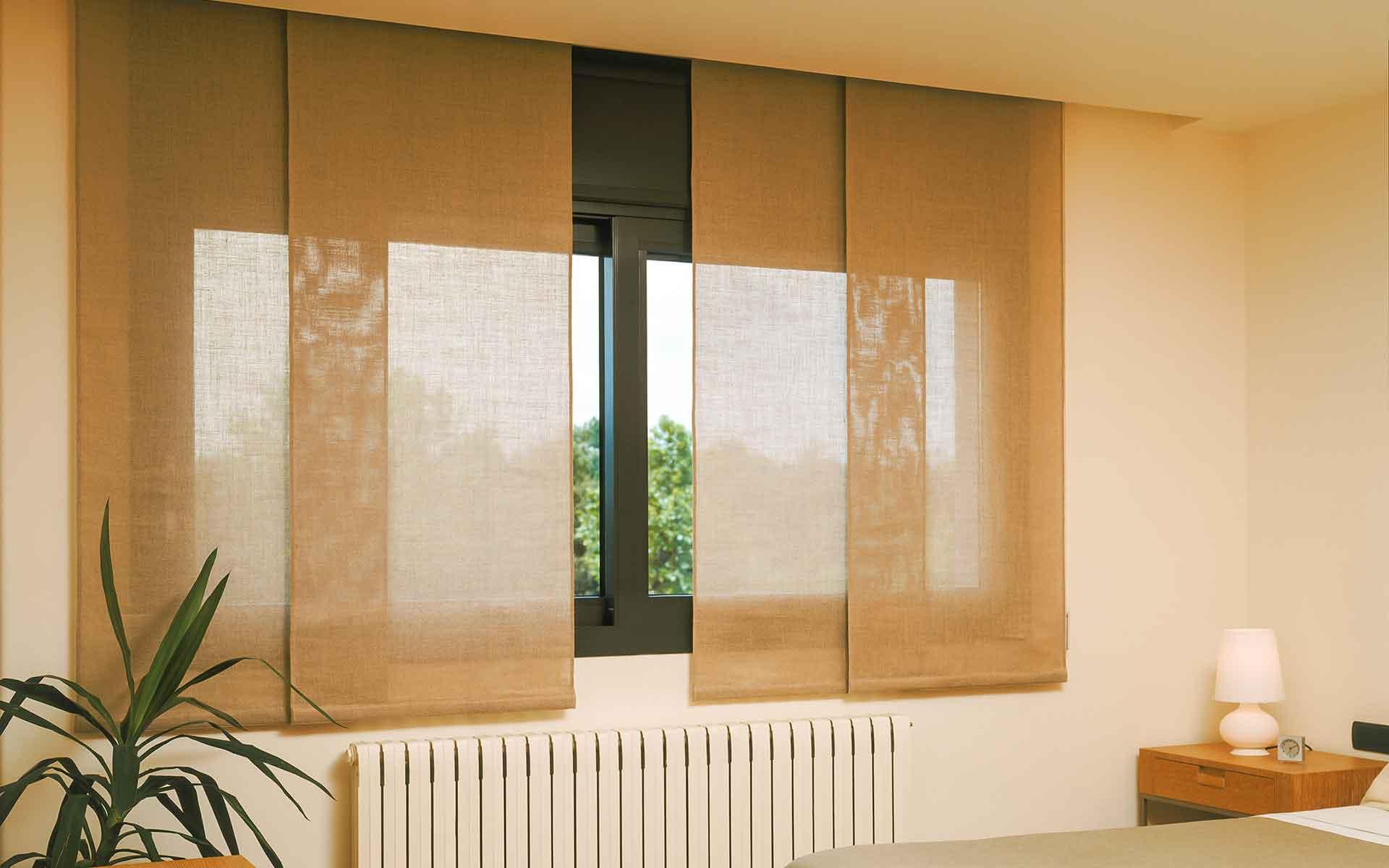 Painel europa blindlux f brica de persianas cortinas - Cortinas tipo persianas ...